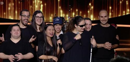 Rising Star with judges